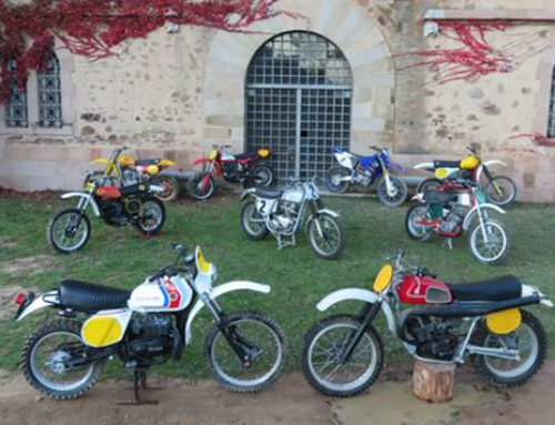 IMPORTANT COLLECTION OF MX AND ENDURO MOTORCYCLES TO BE OFFERED WITHOUT RESERVE AT BONHAMS STAFFORD SALE