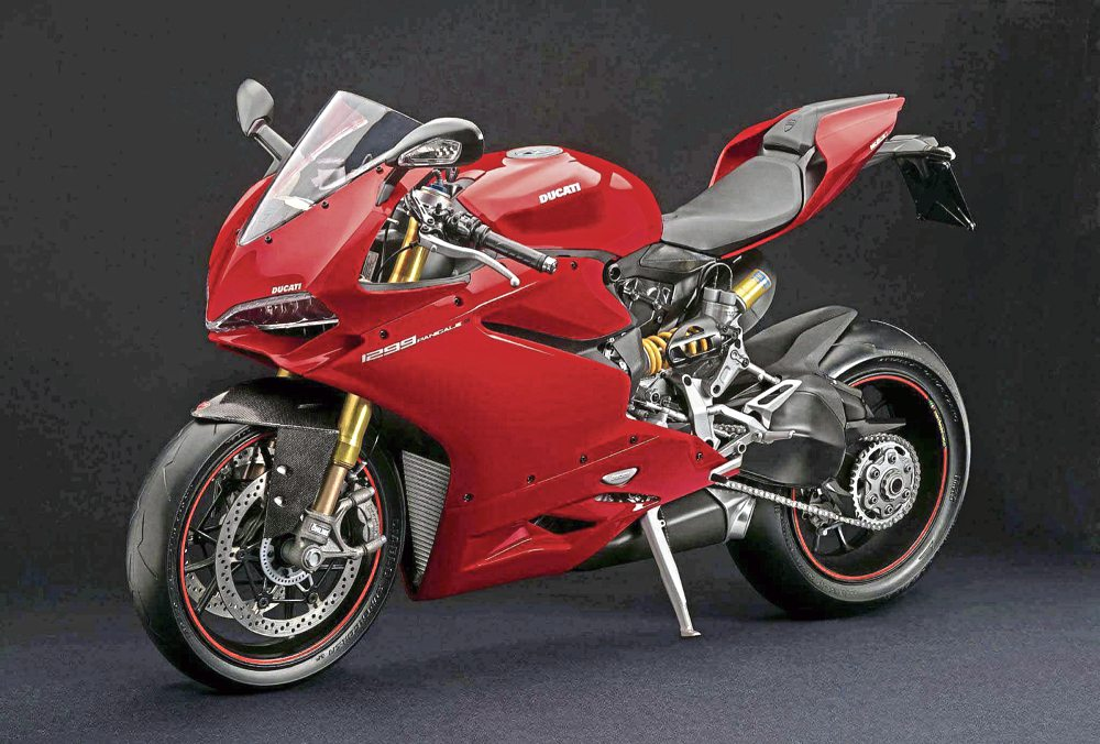 Ducati 1299 Panigale Model